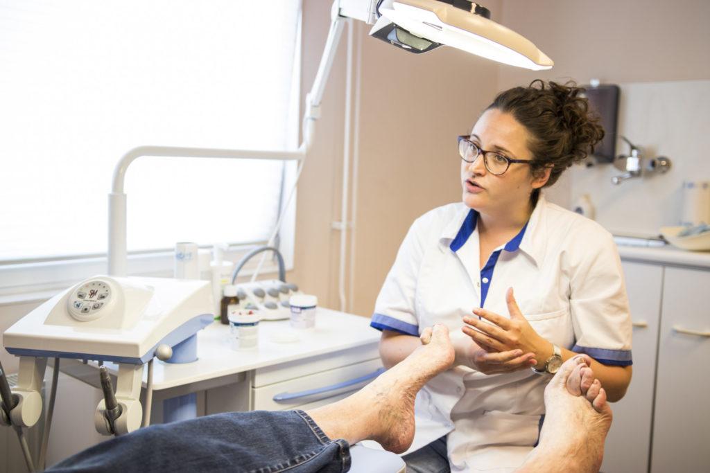 Sitemap podotherapie verduin voetspecialisten